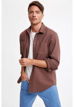 DeFacto - Overhemd - bordeaux