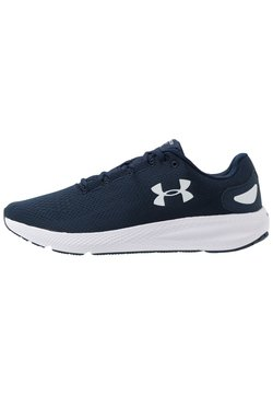 Under Armour - CHARGED PURSUIT 2 - Zapatillas de running neutras - academy/white