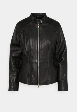 Ibana - JOSIE - Leather jacket - black