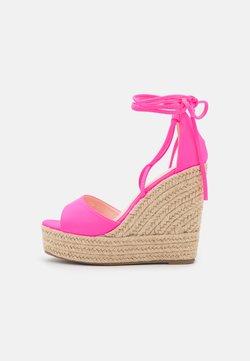 RAID - MAREA - Sandales à talons hauts - pink