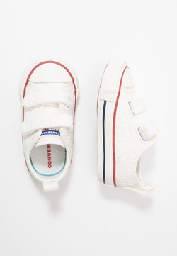 Converse - CHUCK TAYLOR ALL STAR LITTLE MISS CHUCK - Baskets basses - white/garnet/midnight navy