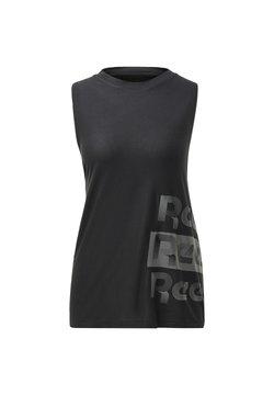 Reebok - Camiseta de deporte - black