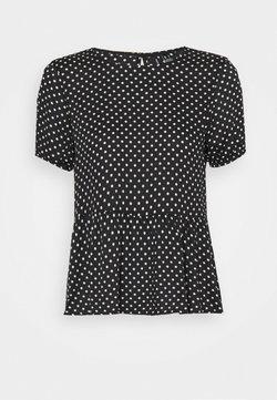 Vero Moda Petite - VMFIE - T-Shirt print - black/birch
