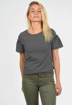 JDY - LINN - T-Shirt print - black