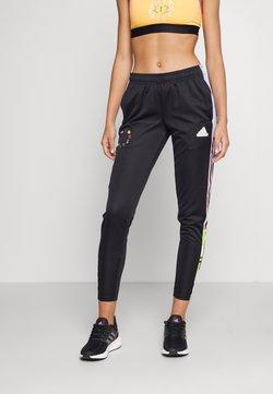 adidas Performance - TIRO LOVE  - Pantaloni sportivi - schwarz