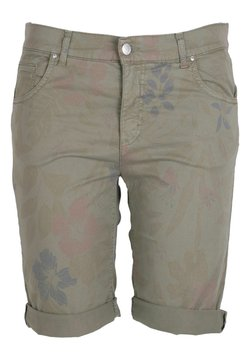 Angels - Jeans Shorts - green
