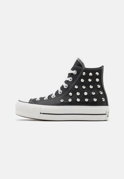 Converse - CHUCK TAYLOR ALL STAR LIFT - Baskets montantes - black/white