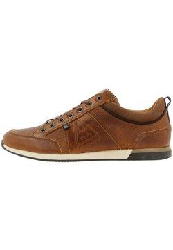 Gaastra - SNEAKER BAYLINE SGR - Sneaker low - cognac