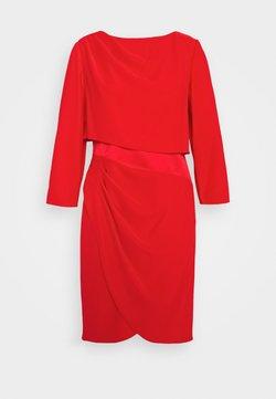 Emporio Armani - Cocktailkleid/festliches Kleid - rosso ribelle