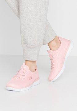 Skechers Sport - SUMMITS - Loafers - pink