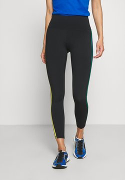 adidas Performance - PRIDE TIGHTS - Legginsy - black