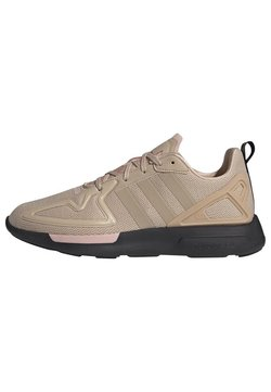 adidas Originals - ZX 2K FLUX SHOES - Sneaker low - beige