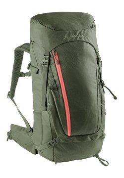 Vaude - ASYMMETRIC 38+8 - Trekkingrucksack - olive