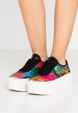 Versace Jeans Couture - PLATFORM SOLE - Sneaker low - multicolor
