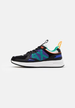 Armani Exchange - Sneaker low - black/teal