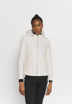 Champion - HOODED JACKET - Training jacket - off white