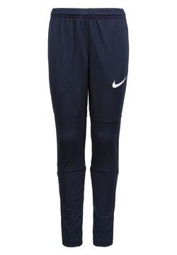 Nike Performance - PARK 20 TRAININGSHOSE KINDER - Pantalon de survêtement - obsidian / white