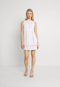 Lace & Beads - ELAINA DRESS - Cocktailkleid/festliches Kleid - white