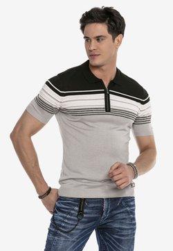 Cipo & Baxx - Poloshirt - grey