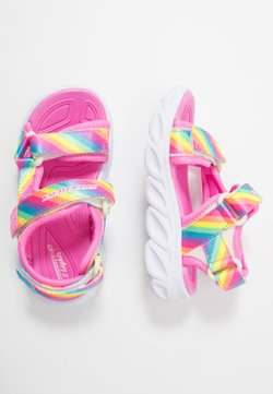 Skechers - HYPNO-SPLASH RAINBOW LIGHTS - Riemensandalette - multicolor
