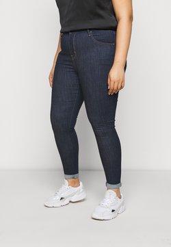 Levi's® Plus - 720 HIRISE SUPER SKINNY - Jeans Skinny Fit - deep serenity