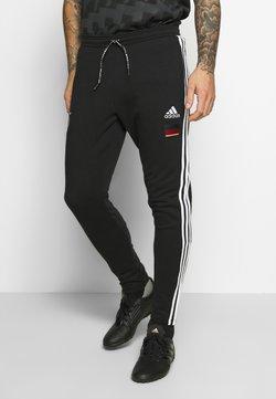 adidas Performance - DFB DEUTSCHLAND 3S PNT - Nationalmannschaft - black
