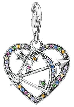THOMAS SABO - Amors Pfeil  - Ciondolo - multi-coloured