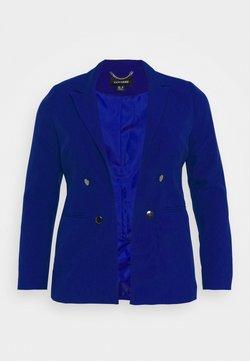 CAPSULE by Simply Be - ESSENTIAL FASHION - Abrigo corto - ink blue