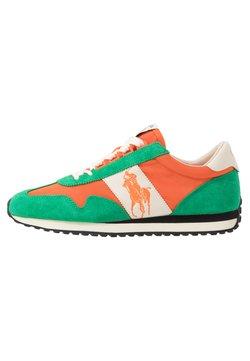 Polo Ralph Lauren - TRAIN 90 - Sneaker low - chroma green/brig