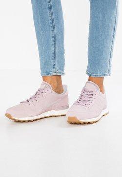 Nike Sportswear - INTERNATIONALIST - Sneakers basse - particle rose/vast grey/sail/light brown