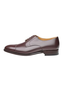 SHOEPASSION - NO. 541 - Business-Schnürer - dark brown