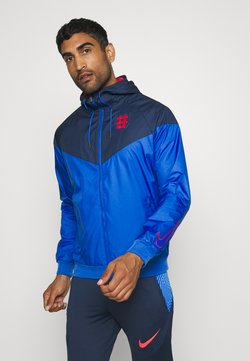 Nike Performance - ENGLAND ENT - Landsholdstrøjer - sport royal/midnight navy/challenge red