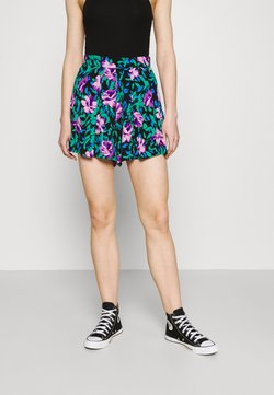 Colourful Rebel - KENDALL FLOWER  - Shorts - multicolor
