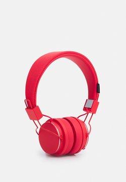 Urbanears - PLATTAN II BT UNISEX - Hodetelefoner - tomato red