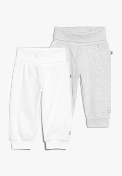 Jacky Baby - 2 PACK - Pantalon classique - off white/grey