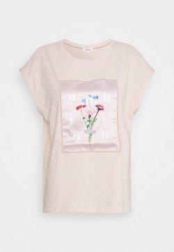 s.Oliver - T-Shirt print - light blush