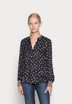 Emily van den Bergh - BLOUSE - Bluse - navy dots