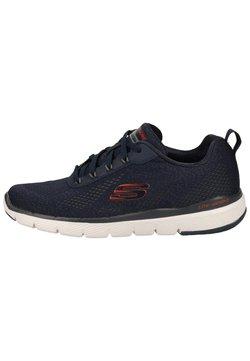 Skechers Sport - SKECHERS SPORT SNEAKER - Sneaker low - blau nvrd
