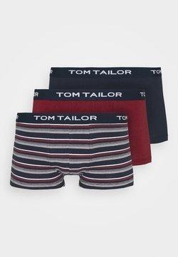 TOM TAILOR - PANTS 3 PACK - Shorty - blue/dark