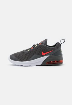 Nike Sportswear - AIR MAX MOTION 2 - Mocassins - iron grey/bright crimson/limelight/white