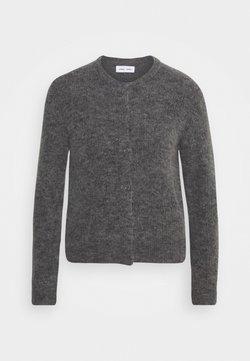 Samsøe Samsøe - ETA - Neuletakki - dark grey