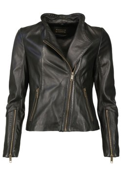JCC - Leren jas - black