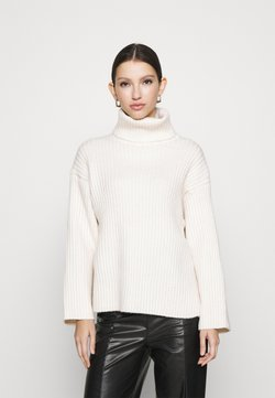 Gina Tricot - TESSA KNITTED  - Neule - warm white