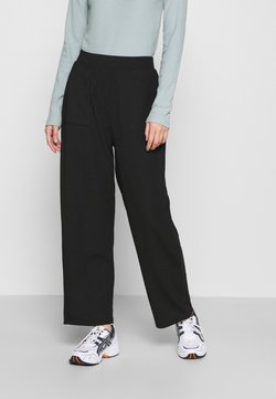 ONLY - ONLDENISE LOUNGE PANT - Jogginghose - black
