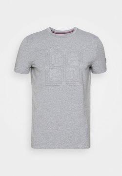 Fila - FERO - Funktionsshirt - light grey merlange