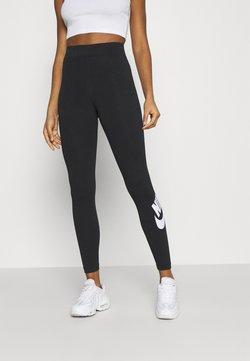 Nike Sportswear - FUTURA - Legging - black/white