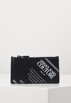 Versace Jeans Couture - Portfel - black/white