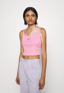 Nike Sportswear - TANK CROP - Top - pink