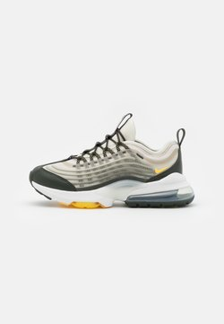 Nike Sportswear - AIR MAX ZM950 UNISEX - Matalavartiset tennarit - light bone/citron pulse/stone/sequoia
