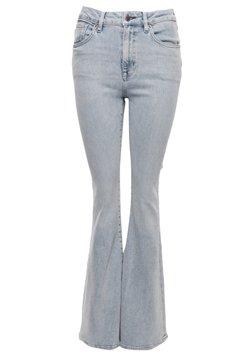 Superdry - Jeans a zampa - lighter indigo vintage